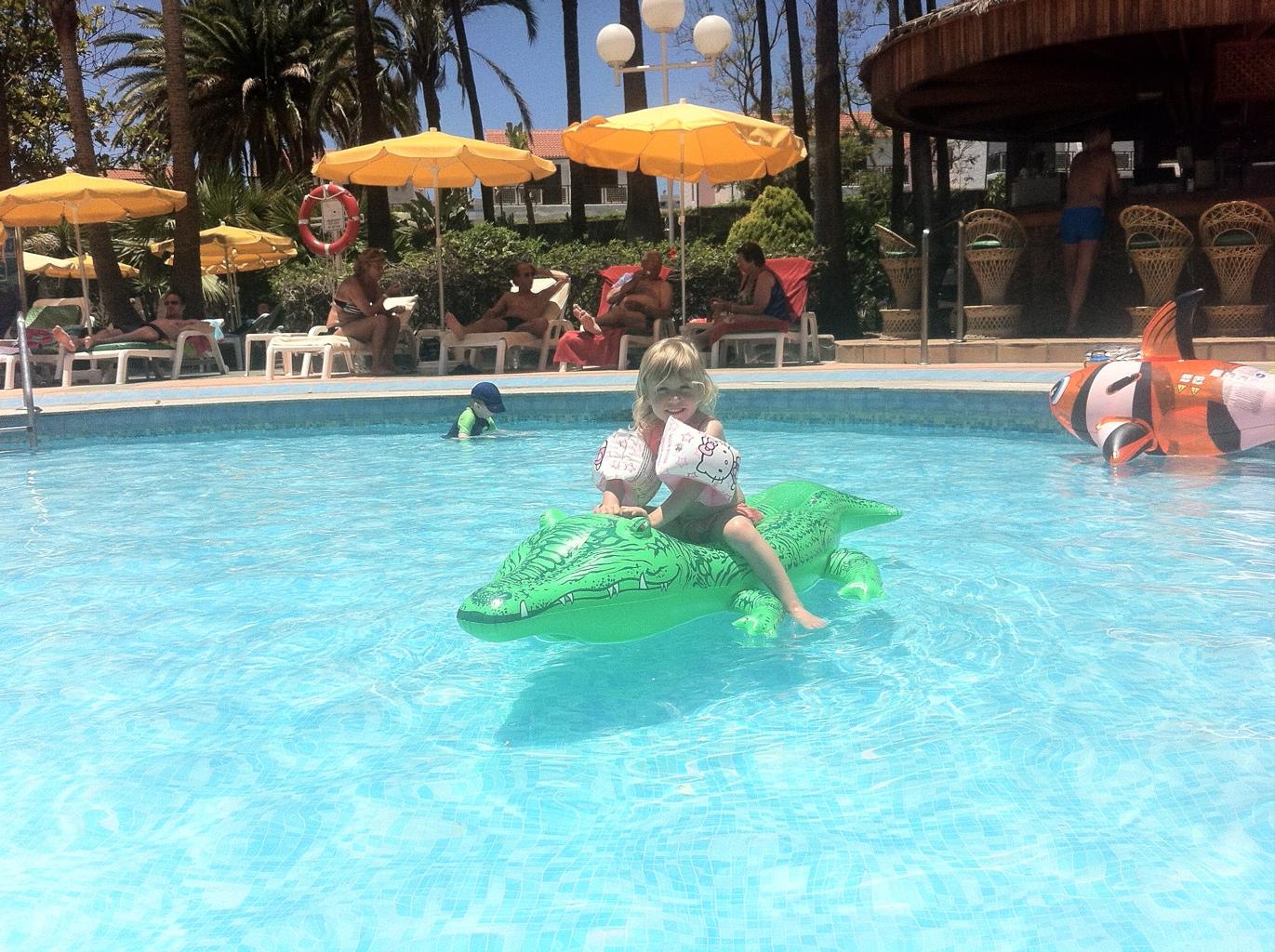 Augenia Victoria kinderzwembad